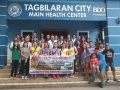 Tangub City Health Staff